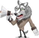 Wolf Wilder - Loudspeaker