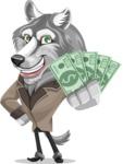 Wolf Wilder - Show me the Money