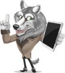 Wolf Wilder - iPad 3