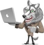 Wolf Wilder - Laptop 1