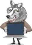 Wolf Wilder - Laptop 2