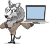 Wolf Wilder - Laptop 3