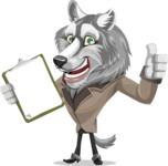 Wolf Wilder - Notepad 1