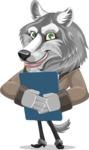 Wolf Wilder - Notepad 2