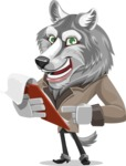 Wolf Wilder - Notepad 3