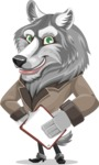 Wolf Wilder - Notepad 4
