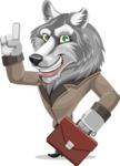 Wolf Wilder - Briefcase 2