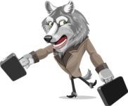 Wolf Wilder - Briefcase 3