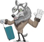 Wolf Wilder - Travel 1