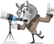 Wolf Wilder - Telescope