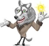 Wolf Wilder - Idea 1