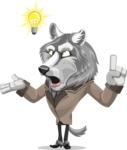 Wolf Wilder - Idea 2