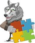 Wolf Wilder - Puzzle
