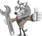 Wolf Wilder - Repair