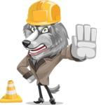 Wolf Wilder - Under Construction 1