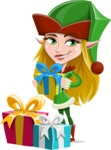 Candy Elf-licious - Gift 2