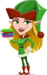 Candy Elf-licious - Books