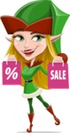 Candy Elf-licious - Sale