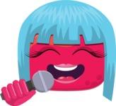 Lady Pop Star