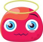 The Guilty Angel Emoji