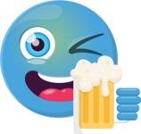 The Cheers Emoji