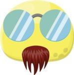 The Extravagant Artist Emoji