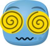 The Hypnotized Emoji