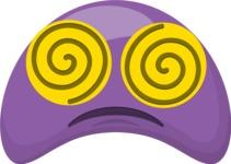 The Overwhelmed Emoji