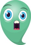 The Shocked Emoji
