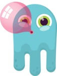 The Bubbly Playful Ghost
