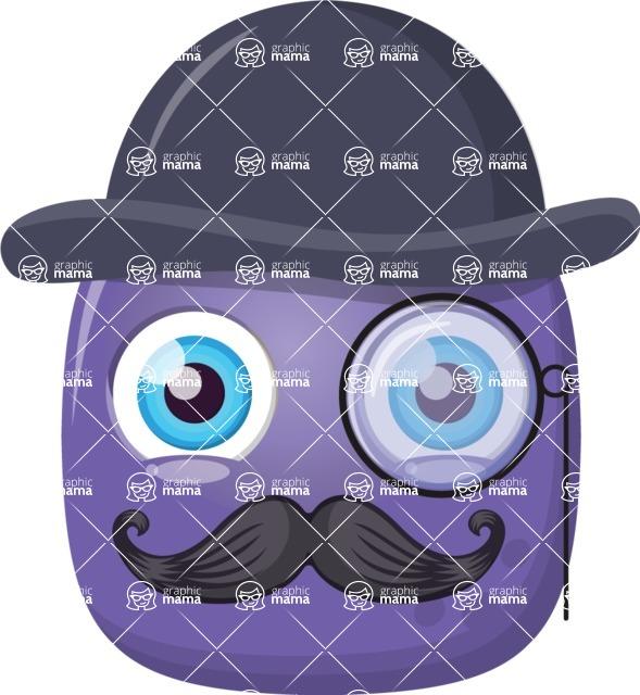 Vector Emoji Creator - The Lord Emoji