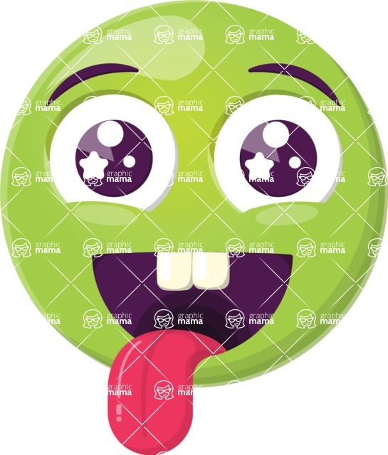 Vector Emoji Creator - The Impatient Emoji