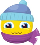 Make Your Own Emoji - The Sweet Freezing Emoji