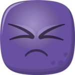 Vector Emoji Creator - The Frustrated Emoji