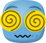 Vector Emoji Creator - The Hypnotized Emoji