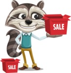 Mr. Coon - Sale