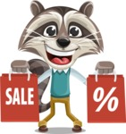 Mr. Coon - Sale 2