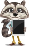 Mr. Coon - iPad 1