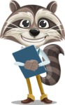 Mr. Coon - Notepad 2