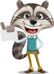 Mr. Coon - Sign 1