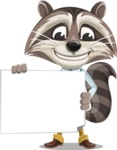 Mr. Coon - Sign 3