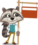 Mr. Coon - Sign 9