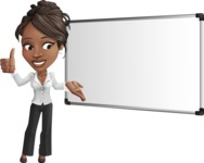 Chloe as Miss Profit - Presentation3