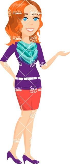 Fashion Girls Graphics Maker - Girl 1