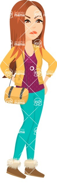 Fashion Girls Graphics Maker - Girl 100