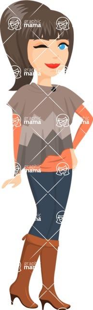 Fashion Icon - Girl 11