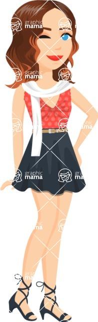 Fashion Icon - Girl 12