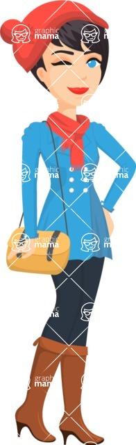 Fashion Icon - Girl 13