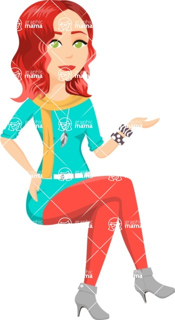Fashion Girls Graphics Maker - Girl 22