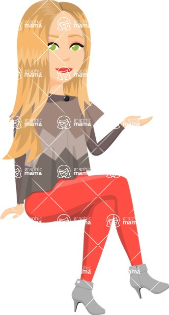 Fashion Girls Graphics Maker - Girl 28